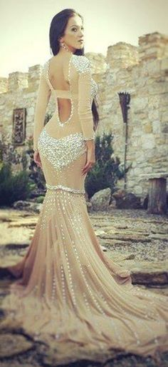 Gorgeous Gown/ Fashion Diva Design one of the most beautiful dresses i've ever seen