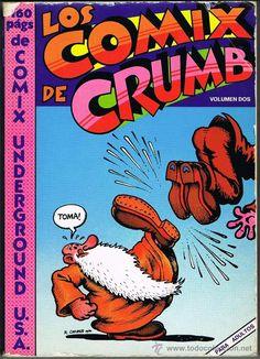 LOS COMIX DE CRUMB. VOLUMEN DOS - Foto 1