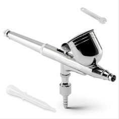 Haina HM-7458 AirBrush Festékszoró 0,4mm Haina HM-7458 AirBrush Festékszoró 0,4mm Festék Szoró Air Brush Mini MakettCosmetic Makeup Airbrush Multi-Purpose Precision Gravity Feed Airbrush with a 0.4mm Tip and 1/16 oz Cup 5890Ft Haina HM-7458 AirBrush Festékszoró 0,4mm Teljesen új, bontatlan csomagolásban 5890Ft Termékkód: HM-7458 Rendelés leadás.: Weboldalon keresztül lehetséges Ügyfélszolgálat.: +3630/900-27-28 E-mail címünk: info@szerszamx.hu . Kényelmesen, regisztráció nélkül . Hair Dryer, Minion, Straightener, Personal Care, Beauty, Makeup, Make Up, Self Care, Personal Hygiene