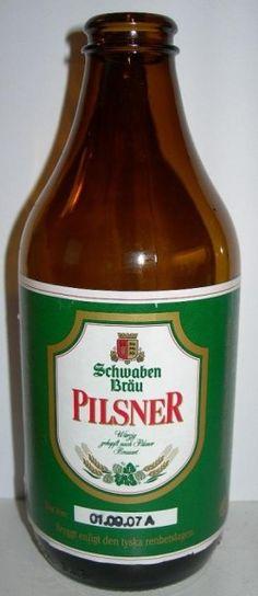 Schwaben Bräu - Schwaben Bräu Pilsner 4,5% pullo (LIDL)