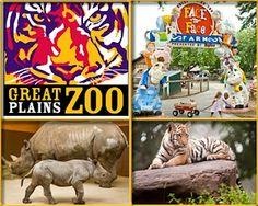 Great Plains Zoo & Delbridge Museum, Sioux Falls, SD