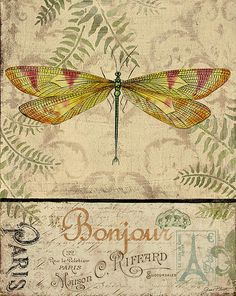 I uploaded new artwork to fineartamerica.com! - 'Vintage Wings-paris-e' - http://fineartamerica.com/featured/vintage-wings-paris-e-jean-plout.html via @fineartamerica