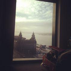 Liverpool view #UK#port