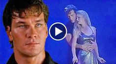 In the most touching thing you'll see all day, Patrick Swayze delicately leads his graceful wife across the dance floor, and it's absolutely beautiful! This...