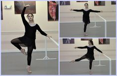Ballet Barre Workout for Balance & Core