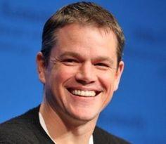 Matt Damon's next onscreen kiss: George W. Bush???