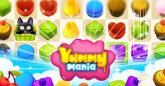 Free game app download ~ Yummy Mania