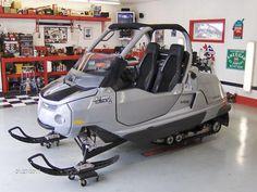 A 2004 Ski-Doo Elite