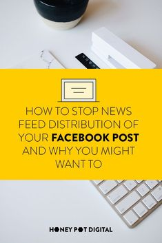 Facebook posts can continue to show on people's post until the interest fully ends. However, say you have a sale on, and don't want people to be alerted about it afterwards and be disappointed it's too late.