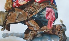 The Watercolor Cowboy: Bringing Western Art To Life - COWGIRL Magazine