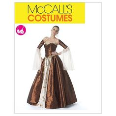 McCall's Patterns M6343 Misses' Costume, One Size Only by McCall's Patterns, http://www.amazon.com/dp/B004OA7QFO/ref=cm_sw_r_pi_dp_JXzXqb1FR5X5P