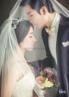 "Newly opened pre wedding photo Studio in Seoul, ""Bien Studio"" Pre Wedding Photoshoot, Wedding Poses, Wedding Shoot, Wedding Couples, Wedding Portraits, Wedding Ceremony, Wedding Ideas, Korean Wedding Photography, Photo Couple"
