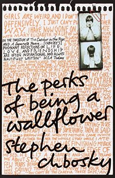 The Perks of Being a Wallflower By Stephen Chbosky http://www.amazon.co.uk/dp/1847394078/ref=cm_sw_r_pi_dp_Q1UEwb09E778J