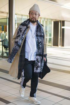 Street Style at Tokyo Fashion Week   Details
