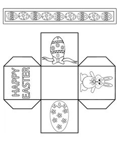 ausmalbilder Hack Darling Daisy into an Easter Basket - One ThimblePattern Hack Darling Daisy into an Easter Basket - One ThimbleDIY Easter Basket Template (easy Easter crafts) - Merriment DesignHow to Easter Basket Template, Easter Templates, Easter Printables, Easter Worksheets, Easter Baskets To Make, Easter Egg Basket, Easter Eggs, Easter Art, Easter Colouring