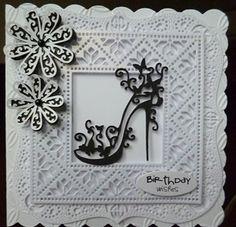 Blanc et Noir by: Mrssjane http://www.docrafts.com/project/Blanc-et-Noir/p3572262/tDetails