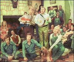 Hee Haw with Roy Clark and Buck Owens, Grandpa Jones, Minnie Pearl, Junior Samples and br549.