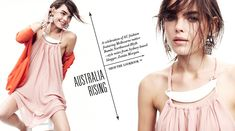 Nice work Shopbop.com - Australian designers are fantastic.