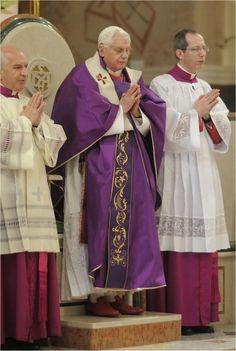 Biskop i lilla klæde