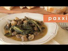 Μανιτάρια φρικασέ νηστίσιμα, ελαφρύ υγιεινό vegan φαγητό για τις μέρες της νηστείας και όχι μόνο!Σερβίρεται μόνο του ή το συνοδεύουμε με ρύζι Mushroom Recipes, Greek Recipes, Stuffed Mushrooms, Pork, Healthy Eating, Vegan, Chicken, Cooking, Desserts