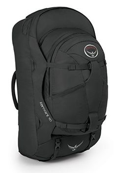 Osprey Packs Farpoint 70 Travel Backpack This remains a top choice sitting right up there with the top selling products online in Sporting Goods  category in USA. Click below to see its Availability and Price in YOUR country.