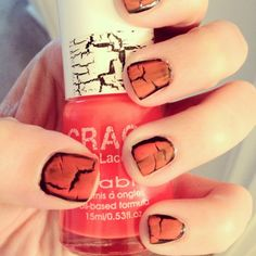 Manicura #zombie #nails