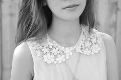 floral collar