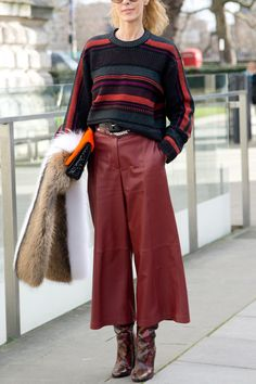 How to Wear Culottes | InStyle.com