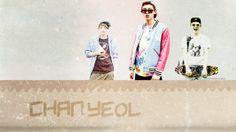 Exclusive EXO-K Chanyeol HD Wallpaper