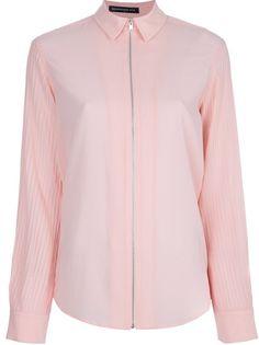 Balenciaga Zipped Shirt