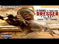 2 Chainz Ft Young Thug - Dresser *New*