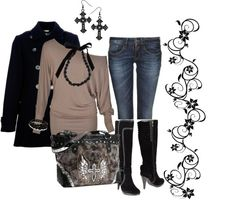 """""""Fall"""" by sweetlikecandycane on Polyvore"""