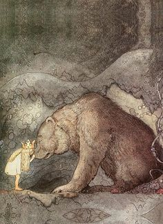 """Perhaps all the dragons in our lives are princesses who are only waiting to see us act, just once, with beauty and courage. Perhaps everything that frightens us is, in its deepest essence, something helpless that wants our love."" Rainer Maria Rilke 