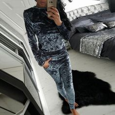 #aliexpress, #fashion, #outfit, #apparel, #shoes #aliexpress, #Winter, #Tracksuit, #Fashion, #Velvet, #Sleeve, #Sportsuit, #Women, #Piece, #Pants, #Suits, #Hoodies, #GV472