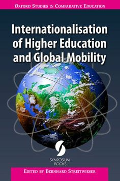 #newbooks : Internationalisation of higher education and global mobility by B. Streitwieser - LC191 INT