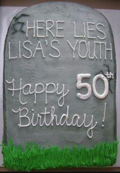 Birthday Cake Over The Hill Ideas Geburtstagstorte Over The Hill Ideen 50th Birthday Cakes For Men, Moms 50th Birthday, 50th Cake, Happy Birthday, Birthday Greetings, 50th Birthday Party, Birthday Celebration, Birthday Jokes, Birthday Gifts