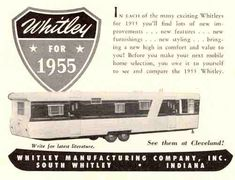 1955 Whitley