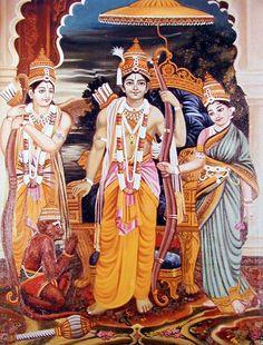 Sita Ram, Sri Rama, Jai Hanuman, Hindu Dharma, Shiva Shakti, Lord Vishnu, Indian Gods, Durga, Hinduism