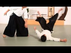 How to Do Tai Sabaki | Aikido Lessons - YouTube
