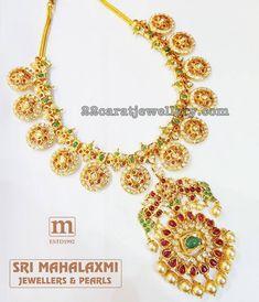 Bottu Mala by Sri Mahalaxmi Jewellers