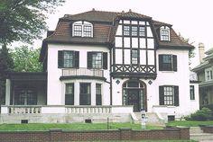 Goebel-Webber House: 1400 Block of Seminole Avenue, Indian Village--Detroit MI by pinehurst19475, via Flickr