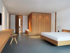 Simplicity Love: Maison MPB, Switzerland | Ralph Germann Architectes