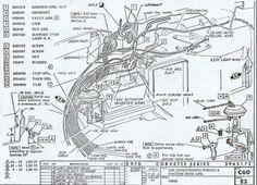 84 silverado headlight wiring diagram 1969 1976 corvette heater control cable routing w ac  1969 1976 corvette heater control cable routing w ac