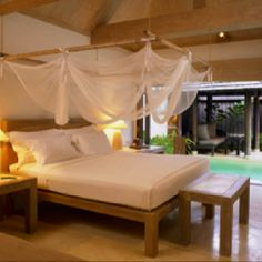 Evason pool villa