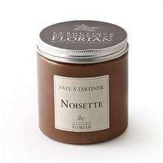 Confiserie Florian - Pâte à tartiner Noisette - confiserieflorian.com