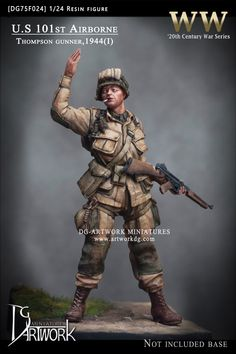 Click on the pic for more resin kits and FREE worldwide shipping on all orders of $90 or more Military Modelling, Wwii, Miniatures, Artwork, Resin, Hobbies, Free, Work Of Art, World War Ii