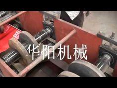 China manufaturer Copper gutter roll forming machine