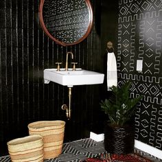 Tribal Decor we Love #decor #interiordesign #Interiordecor
