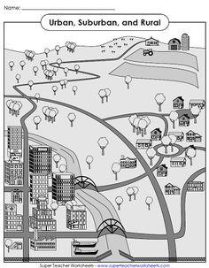 A printable community illustration!