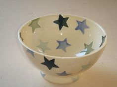 Winter Stars French Bowl 2003 (Discontinued)